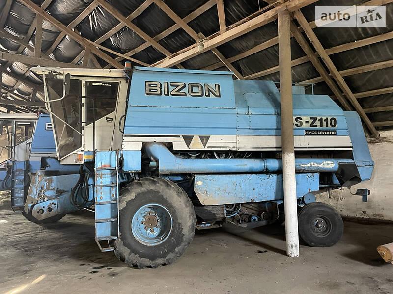 Комбайн зерноуборочный Bizon Z110 1999 в Полтаве