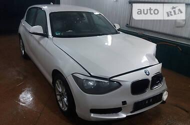 BMW 114 2013 в Черкассах
