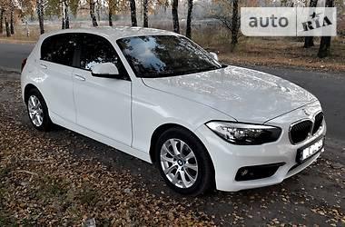 BMW 116 2017 в Краснограде