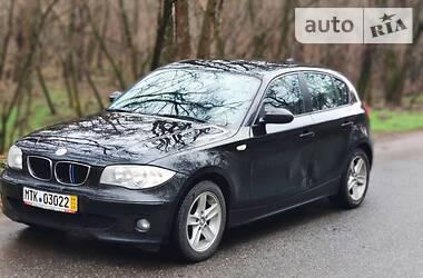 BMW 116 2006 в Днепре