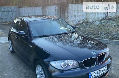 BMW 116 2007 в Черновцах
