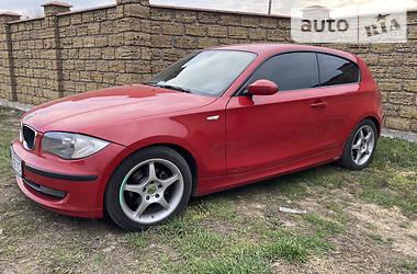 Купе BMW 116 2007 в Одессе