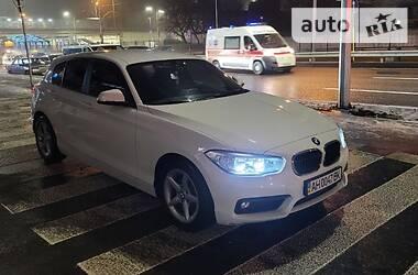 Хэтчбек BMW 116 2017 в Покровске