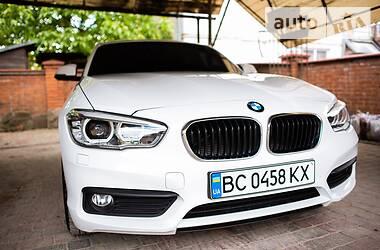 Хэтчбек BMW 116 2016 в Львове