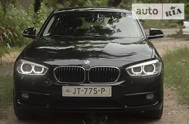 Хэтчбек BMW 116 2016 в Славянске