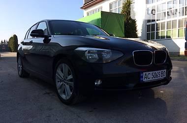BMW 118 2014 в Ковеле