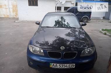 BMW 118 2006 в Киеве