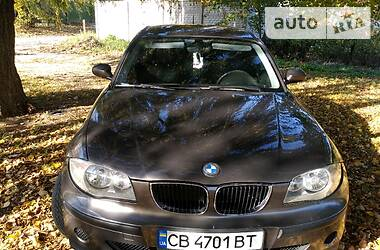BMW 118 2006 в Чернигове