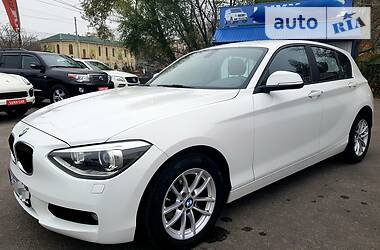 BMW 118 2015 в Виннице
