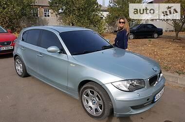 Хэтчбек BMW 118 2007 в Харькове