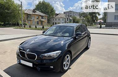 Хэтчбек BMW 118 2017 в Бахмуте