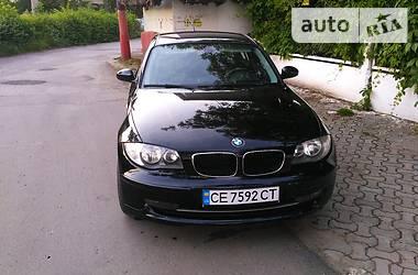 Хэтчбек BMW 118 2009 в Черновцах