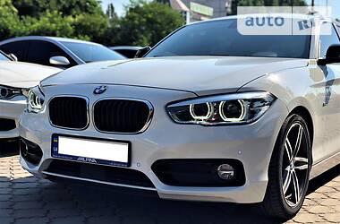 Хетчбек BMW 118 2016 в Одесі