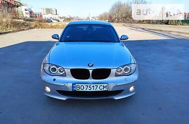 BMW 120 2006 в Тернополе
