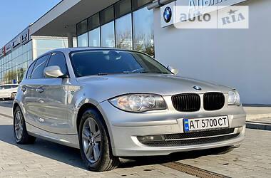 Хетчбек BMW 120 2010 в Івано-Франківську