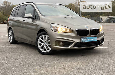 BMW 2 Series Gran Tourer 2016 в Черновцах