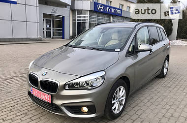 BMW 2 Series Gran Tourer 2016 в Рівному