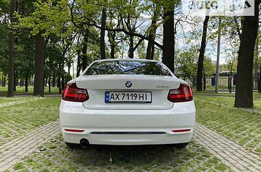 Купе BMW 220 2015 в Харькове