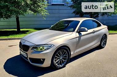 Купе BMW 228 2016 в Киеве