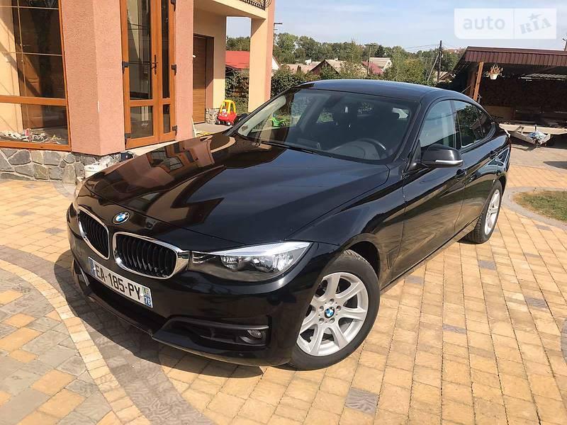 BMW 3 Series GT 2016 в Ровно