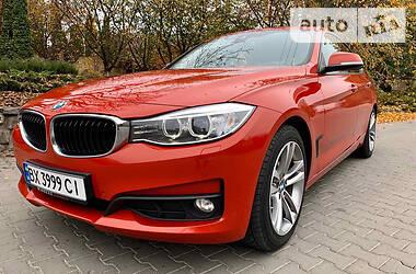 BMW 3 Series GT 2014 в Хмельницком