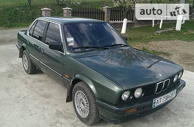 BMW 316 1987 в Богородчанах