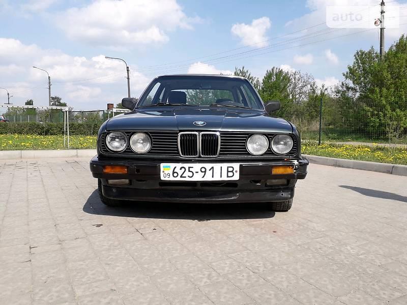 BMW 316 1987 в Ивано-Франковске