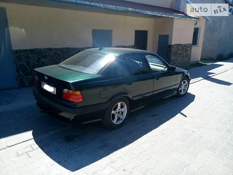BMW 316 1994 в Львове