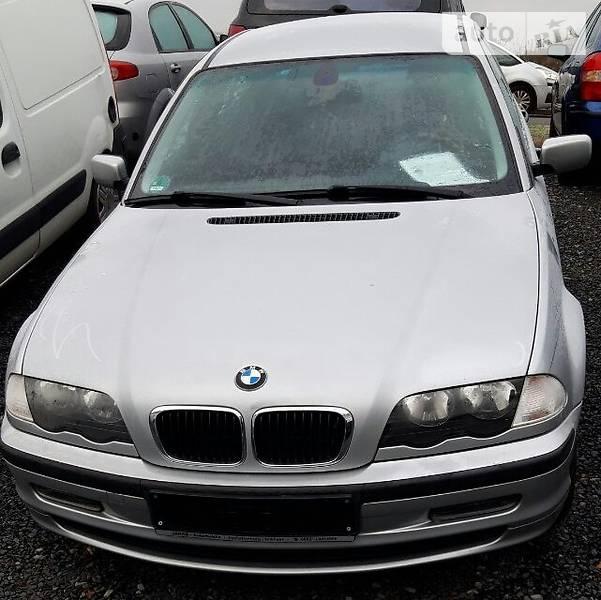 BMW 3 серия 2000 года в Днепре (Днепропетровске)