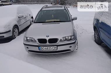 BMW 316 2006 в Тернополе