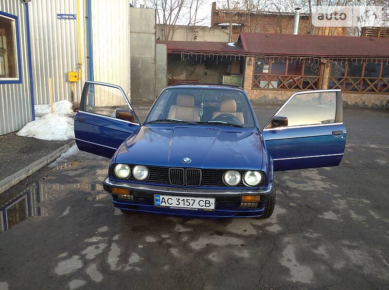 Купе BMW 316 1985 в Луцьку