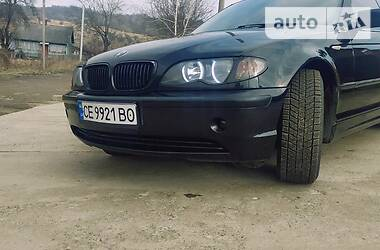 BMW 316 2003 в Черновцах