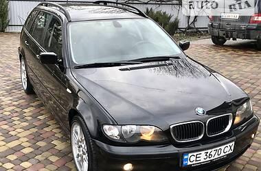 Универсал BMW 316 2004 в Черновцах