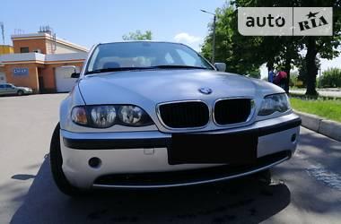 Седан BMW 316 2003 в Харькове