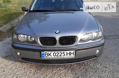 Универсал BMW 316 2004 в Вараше