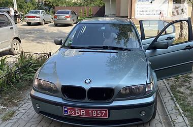 Седан BMW 316 2002 в Сумах