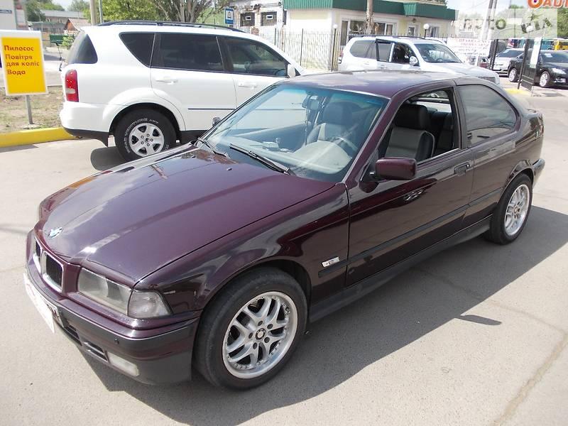 BMW 316 1995 в Николаеве