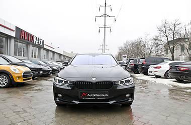BMW 318 d (F30)