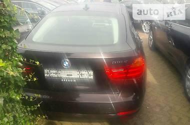 BMW 318 2014