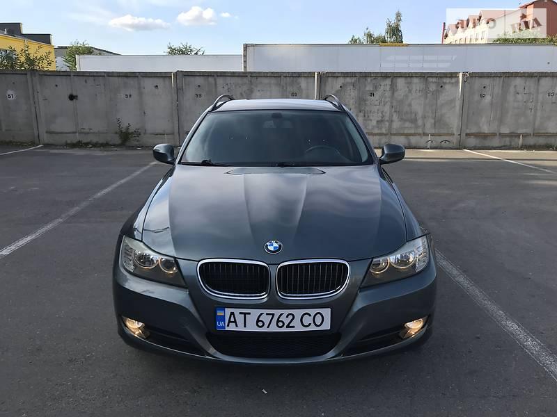BMW 318 2009 в Тернополе