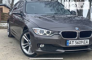 BMW 318 2014 в Ивано-Франковске