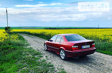 BMW 318 1992 в Чорткове