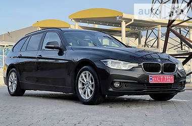 BMW 318 2015 в Черновцах