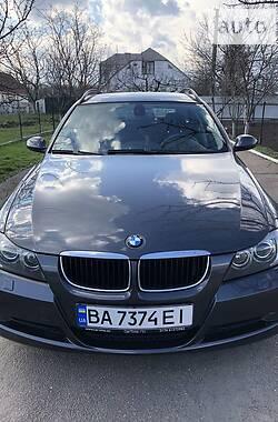 Универсал BMW 318 2007 в Кропивницком