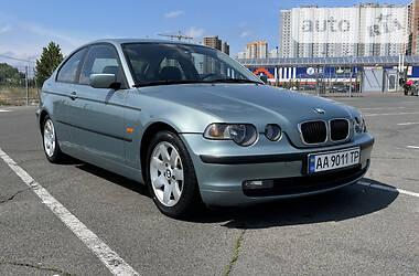 Купе BMW 318 2002 в Киеве