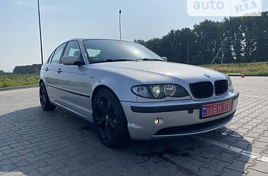 Седан BMW 318 2003 в Харькове