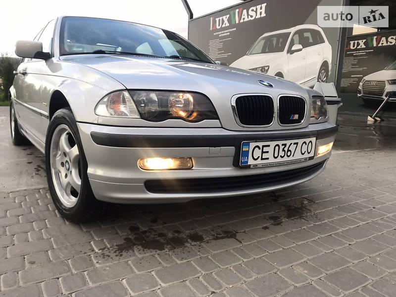 BMW 318 svisha