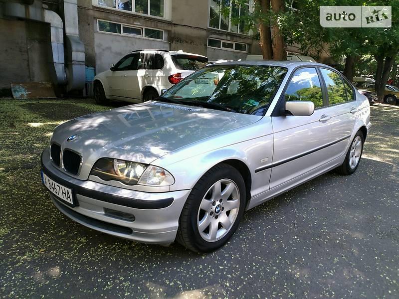 BMW 3 серия 2002 года в Одессе