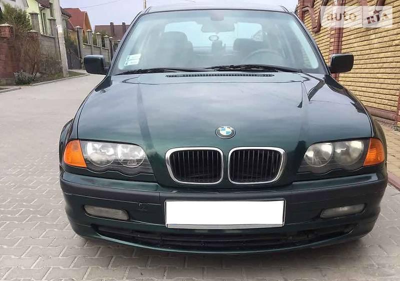 BMW 320 1999 в Ровно