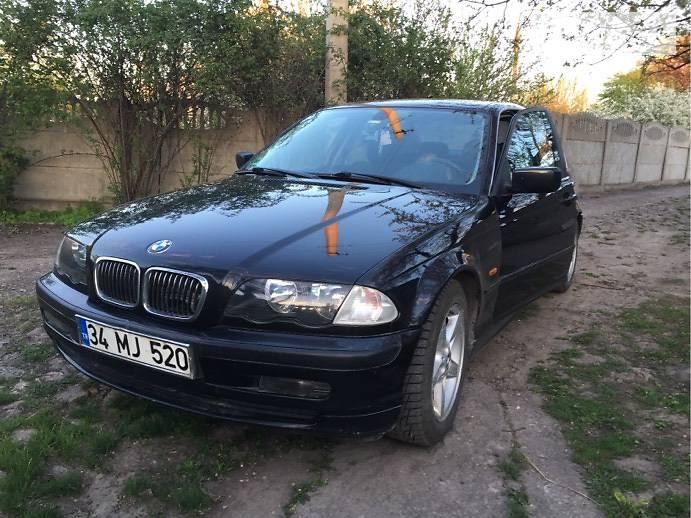 BMW 320 1998 в Запорожье